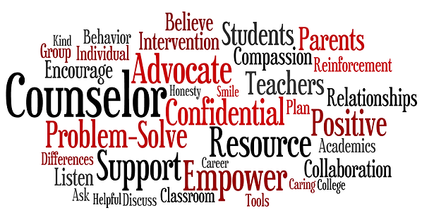 Counselor Wordle Clipart