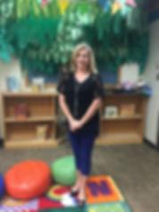 Mrs. Rizzolino, Library Media Specialist