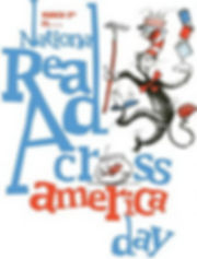 March 2nd is Read Across America Day