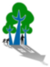 Tree with Family Clipart