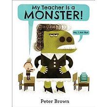 My Teacher is a Monster!