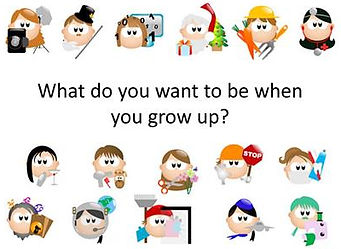 What do you want tobe when you grow up?