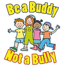 Be a Buddy Not a Bully Clipart