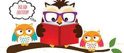 Read Aloud Owl Clipart