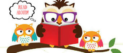 Read Aloud Owl Clipart