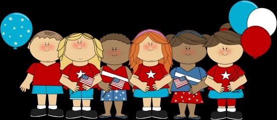 Patriotic Kids