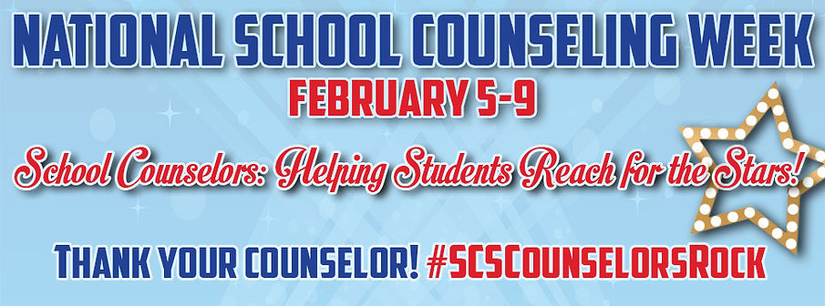 National School Counselig Week - February 5-9