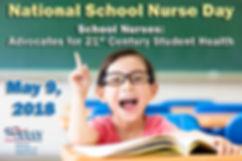 School Nurse Day - May 9