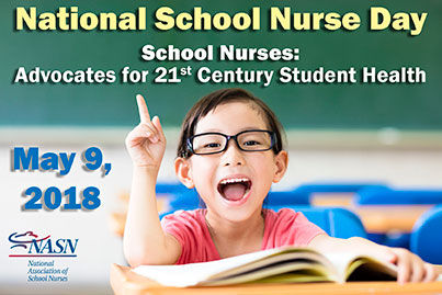 School Nurse Day - May 9
