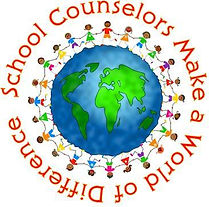 School Counselors Make a World of Difference Clipart
