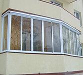 Балконы Курган утепление и остекление балконов