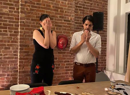 Re-Imagining the Shabbat Dinner Party