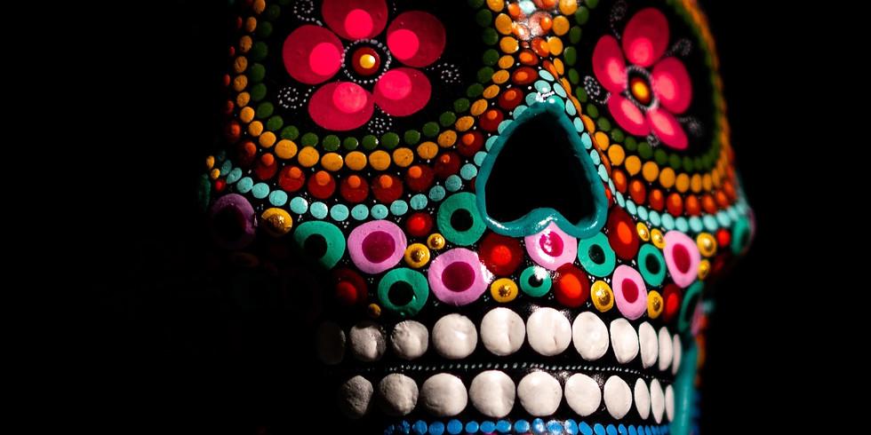 FED Tables: Dia de los Muertos