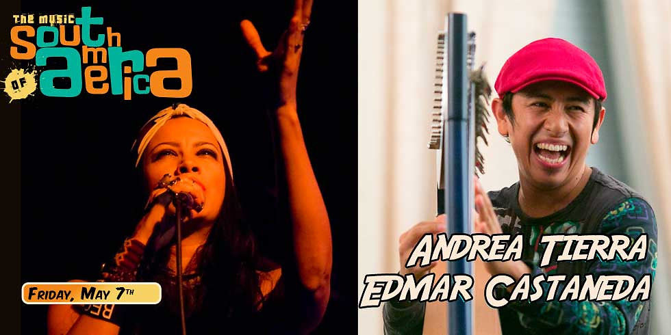 Andrea Tierra & Edmar Castaneda