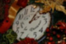 Santa, Christmas, Time, Group, north pole