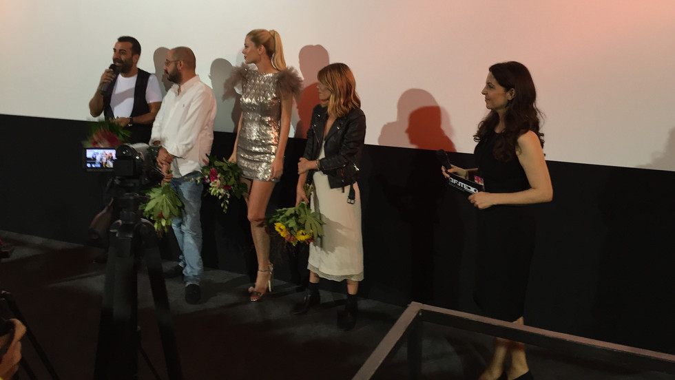 El Değmemiş Aşk Berlin Galası