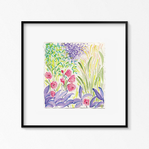 Original Painting Wild Flowers 2.0