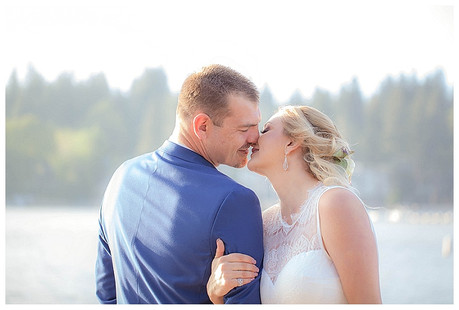 Kyle & Stevie | Lake Arrowhead
