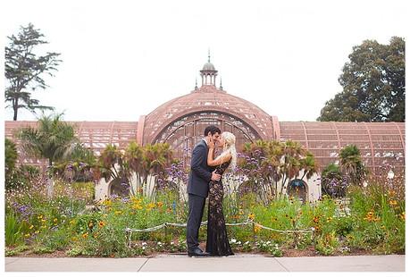 Marc & Allie | Balboa Park - San Diego, CA