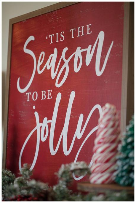 Fa-la-la-la La-la-la | Cozy Christmas Lifestyle Session