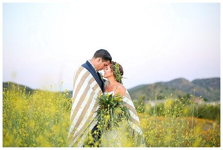 Wildomar Wildflower Boho Wedding | Southern California Wedding Photographer