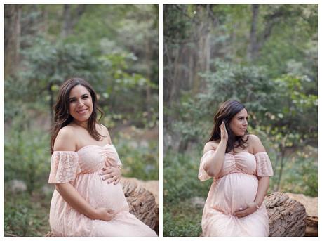 Fairy Tale Mountain Maternity | Lake Arrowhead Maternity Photographer