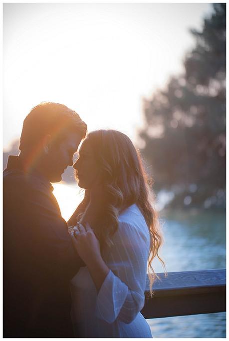 T R A V I S & K O D I - {Riverside Engagement Photography}