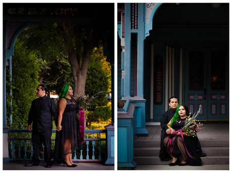 'Til Death Do Us Part | Wicked Wedding Photography