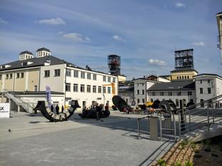 """Centrum Kultury i Nauki """"Stara Kopalnia"""" w Wałbrzychu"""