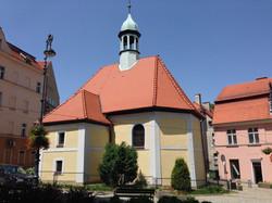 Kościół- pl. Kościelny