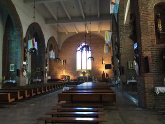 Kościół św. Barbary w Gdańsku