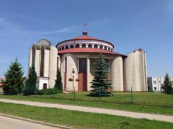 Kościół przy al. Jana Pawła II