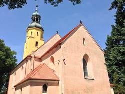 Kościół przy ul. Wieniawskiego