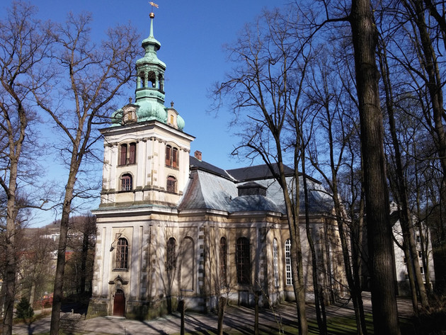 Kościół Matki Bożej Różańcowej w Kamiennej Górze