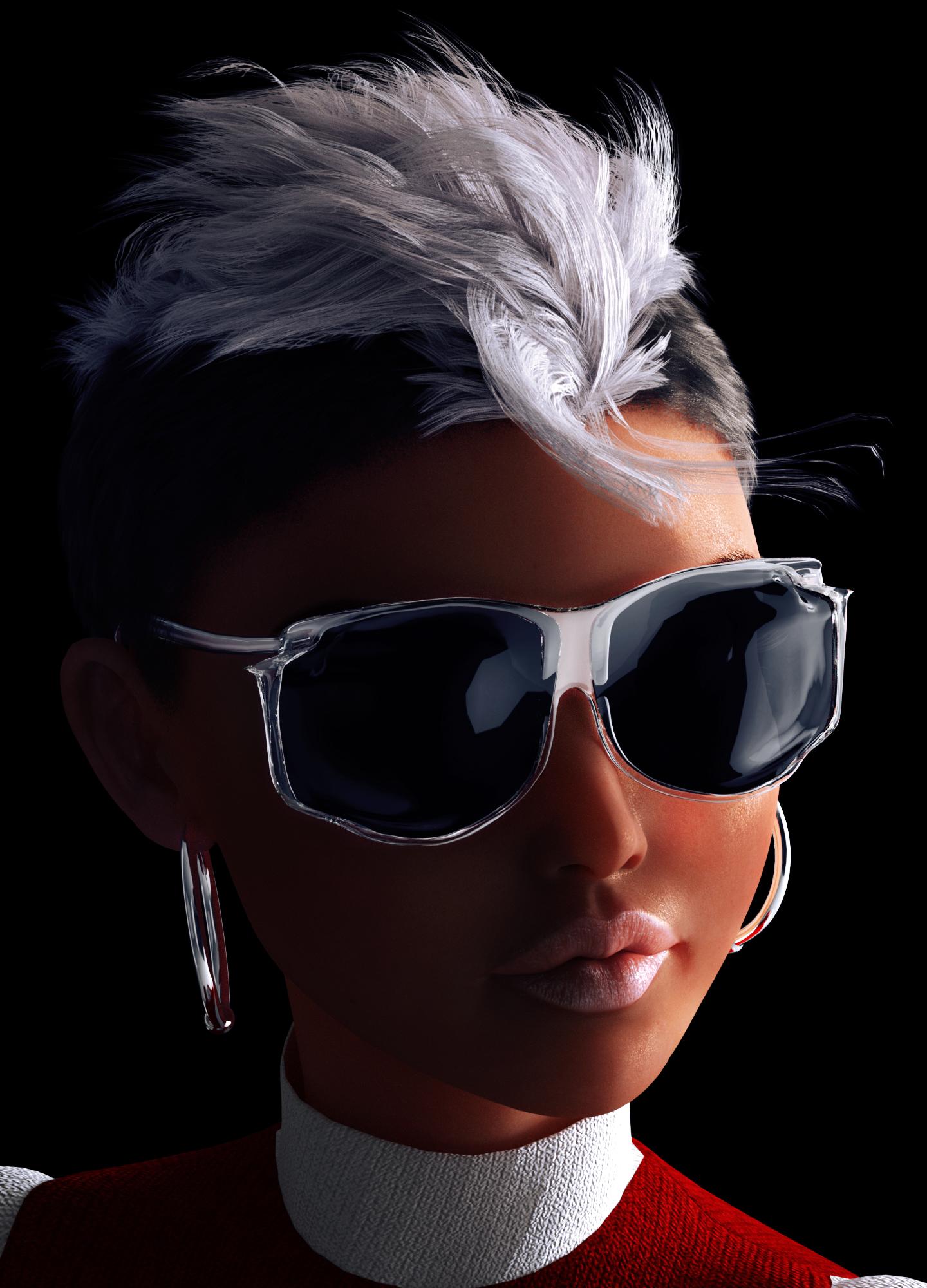 Tasha (Portrait)