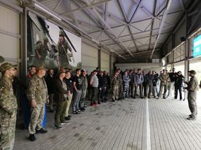 Винтовочный рубеж - победа МК винтовки.