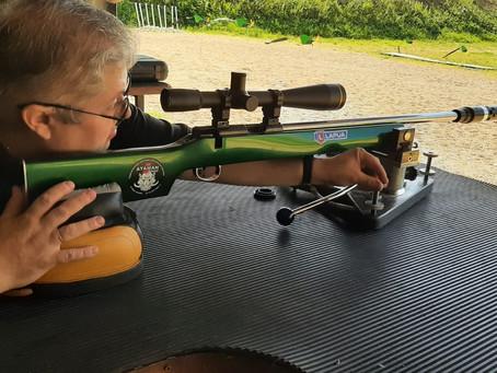 БР - 50 новые стрелки и Винтовки.