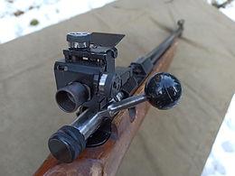 """Биатлонная винтовка БИ-6 """"Биатлон-6"""""""