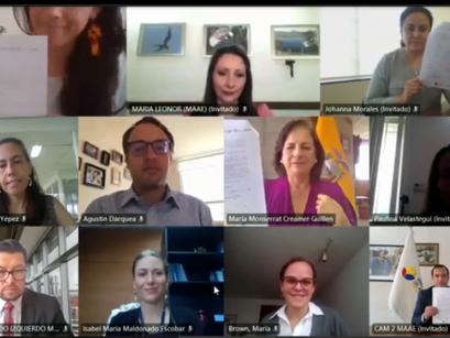 Pacto por la  Educación para el Desarrollo Sostenible en Ecuador
