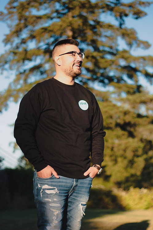 Love Over Fear Sweatshirt
