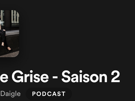 """Podcast Zone Grise-""""Binge"""" alimentaire et hyperphagie"""