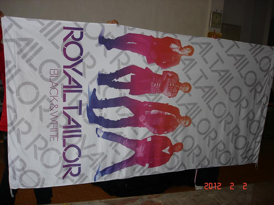 Roll Out Banner