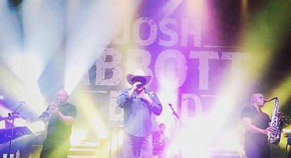 Josh Abbott Grand Format Backdrop