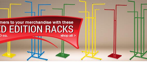 Merchandise Racks