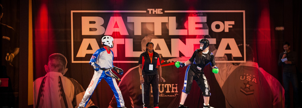 Battle of Atlanta Grand Format Backdrop