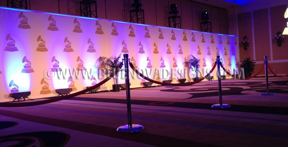 Step and Repeat Nashville Chapter Grammy's
