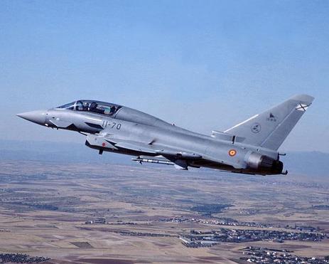 Un pilote de chasse Espagnol témoigne