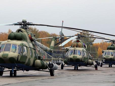 Un OVNI a été observé par des hélicoptères MI-8 au-dessus de la région de Samara en Russie