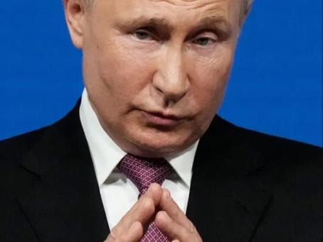 Poutine « aurait fait atterrir un OVNI sur les marches de la Maison Blanche » si ça venait de lui