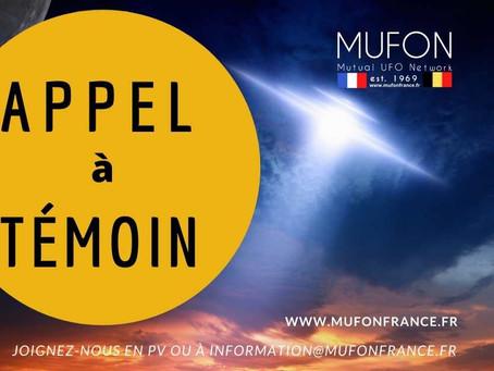 Appel à témoin SUD-OUEST de la France